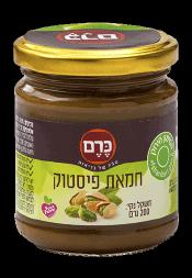 חמאת פיסטוק כרם - 200 גר'